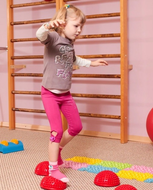 Лечебная адаптивная физкультура для детей (ЛФК)